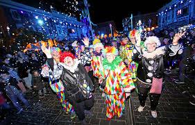 carnaval-at-night