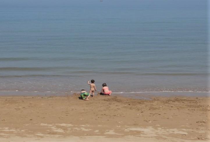 Omaha Beach Today (2)