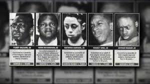 Exonerated five 2