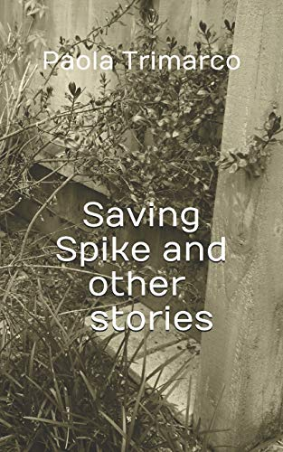 Saving Spike cover for advertising